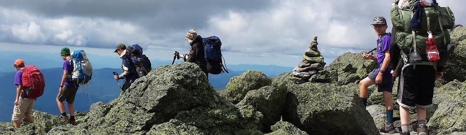 Mt. Washington Backpacking Trip
